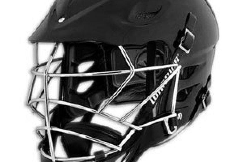 Warrior TII Lacrosse Helmet