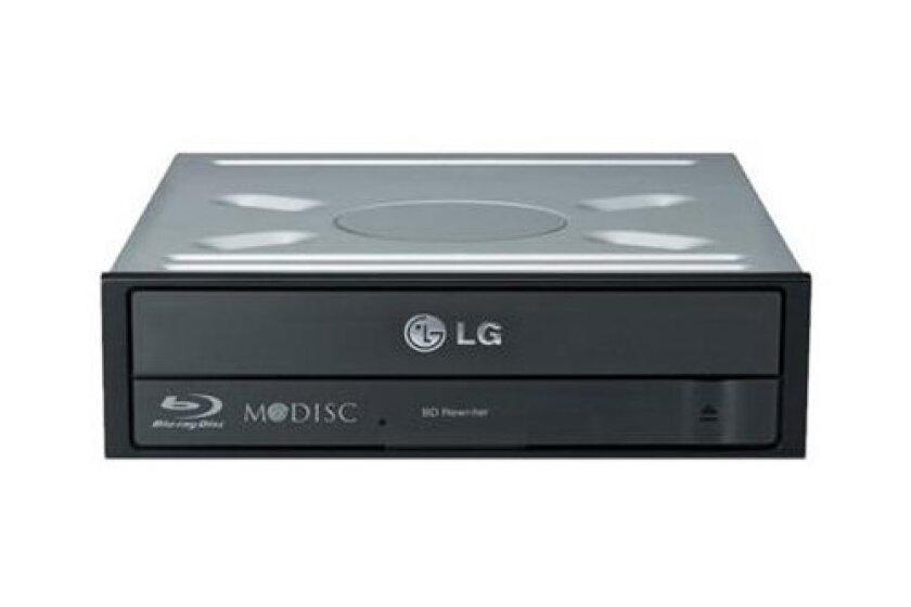 LG BH16NS40 Super Multi Blue Internal Blu-ray Disc Rewriter
