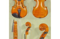 Gliga 'Gems 2' Violin Outfit