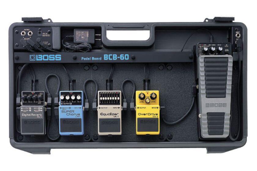 Boss BCB-60 Pedal Board Case