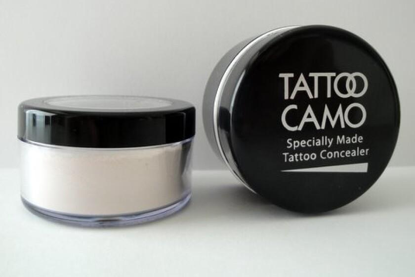 Tattoo Camo Tattoo Cover Up