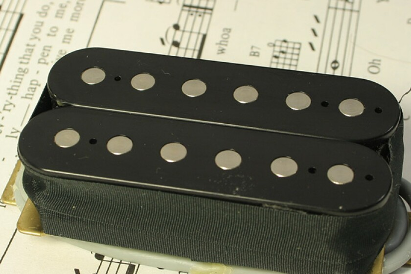 Lundgren M6 Guitar Pickup