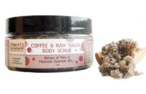 Biggs & Featherbelle Coffee and Raw Sugar Body Scrub