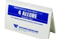 Allure 6 Diamond Shaped Pantry Pest Moth Control Pheromones Traps