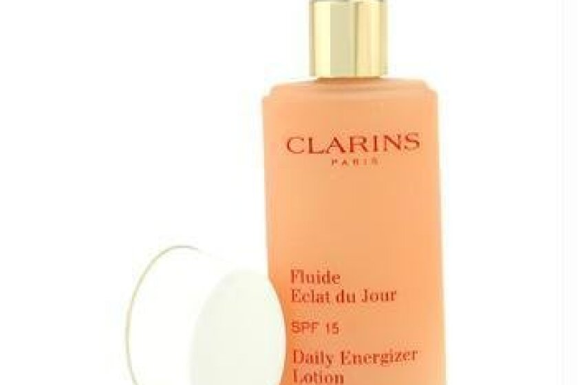 Clarins Daily Energizing Lotion SPF 15 Oil-Free