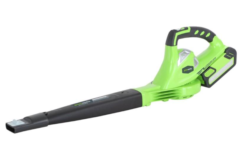 Greenworks 40-Volt-4.0Ah Lithium-Ion Cordless Leaf Blower