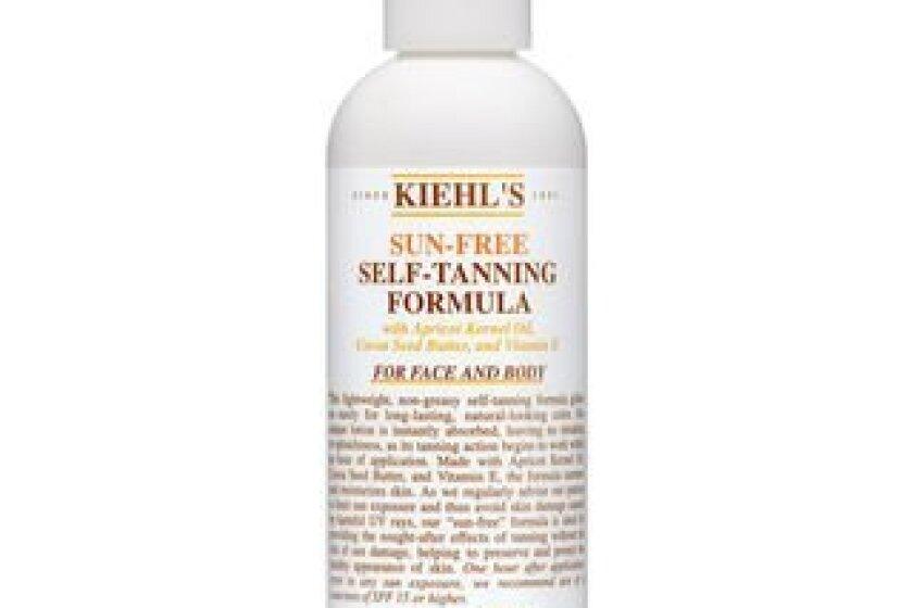 Kiehls Sun Free Self Tanning Formula