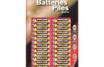 Kirkland Signature Alkaline Batteries