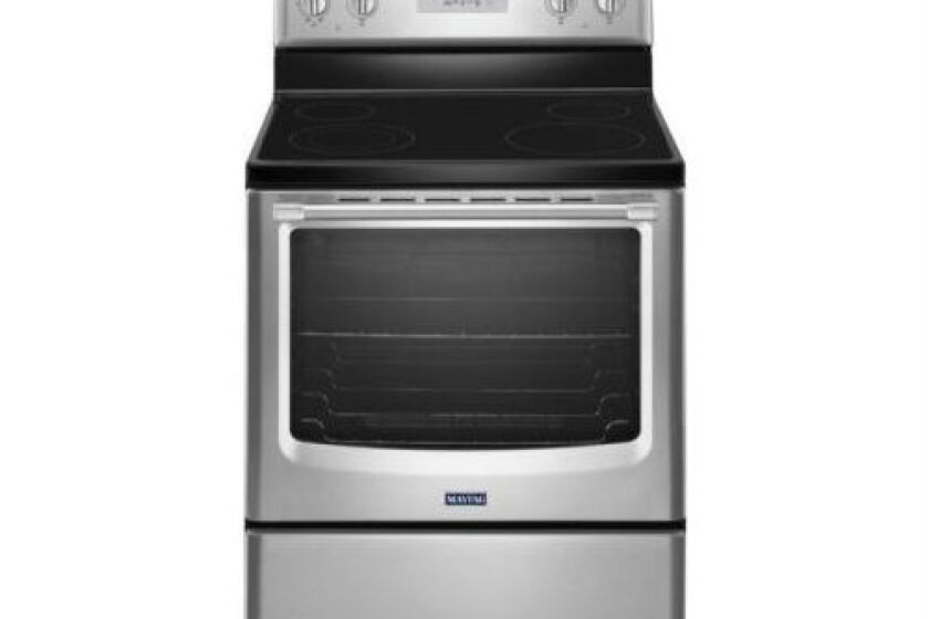 "Maytag 30"" Freestanding Electric Range - MER8600DS"