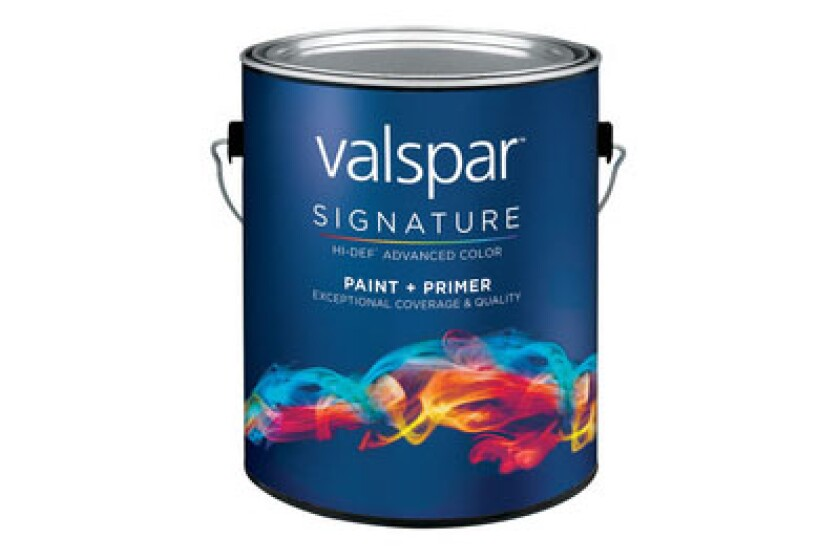 Valspar Signature Semi-Gloss Interior Paint