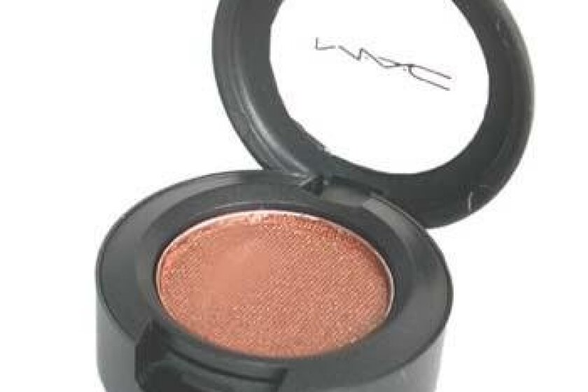 Amber Lights Eyeshadow by MAC