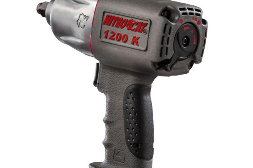 "AirCat NitroCat 1/2"" Impact Wrench #1200K"