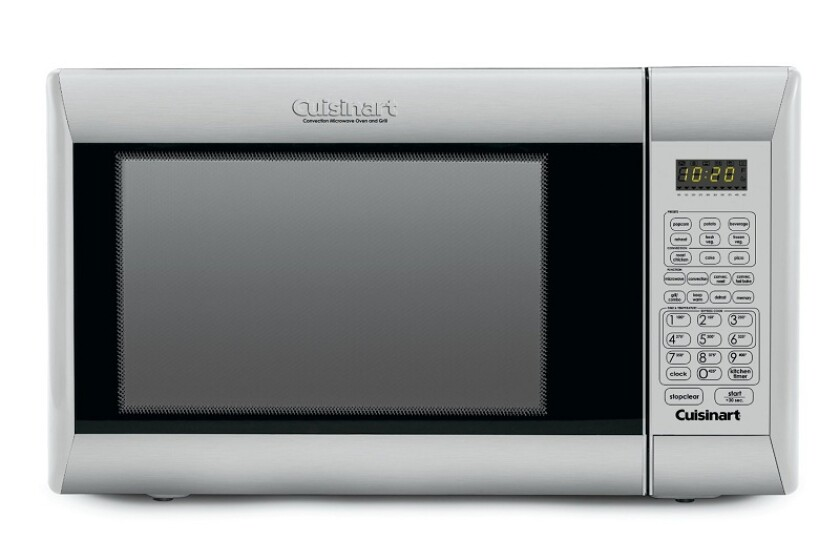 Cuisinart CMW-200 Stainless Steel Countertop Microwave