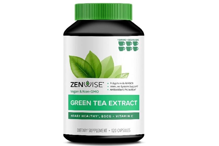 Best EGCG & Vitamin C Green tea extract
