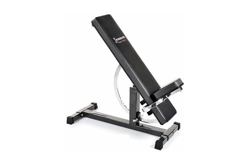 best Ironmaster Super Adjustable Weight Bench