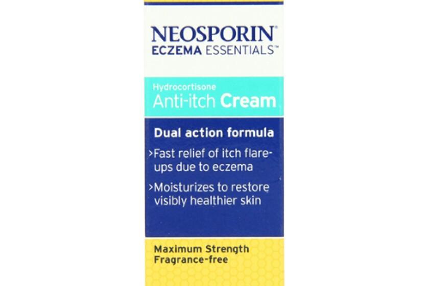 Neosporin Eczema Essentials Anti-Itch Cream