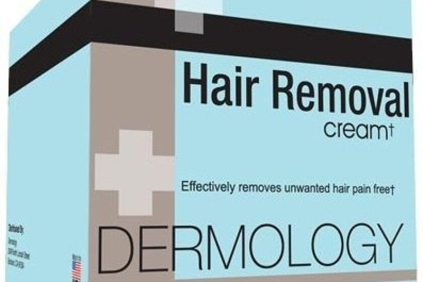 Dermology Hair Removal Cream Remover Lotion Gel
