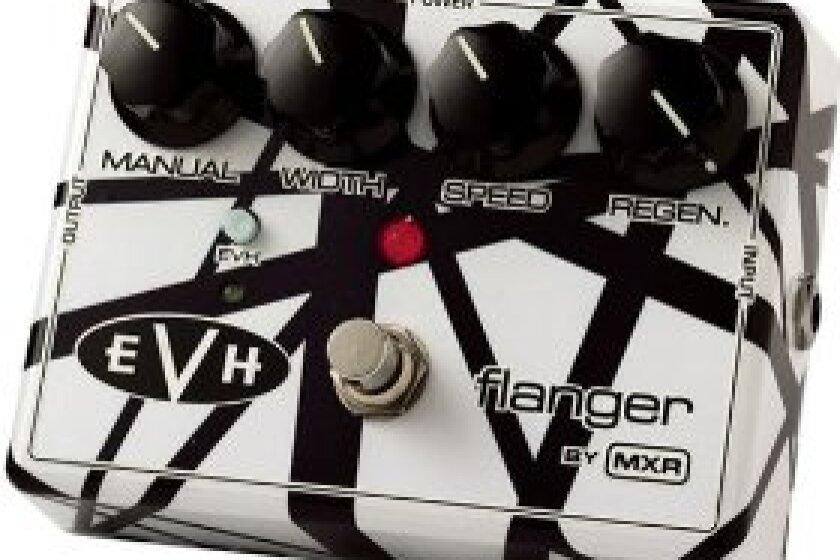 Dunlop MXR EVH117 Eddie Van Halen Flanger Pedal