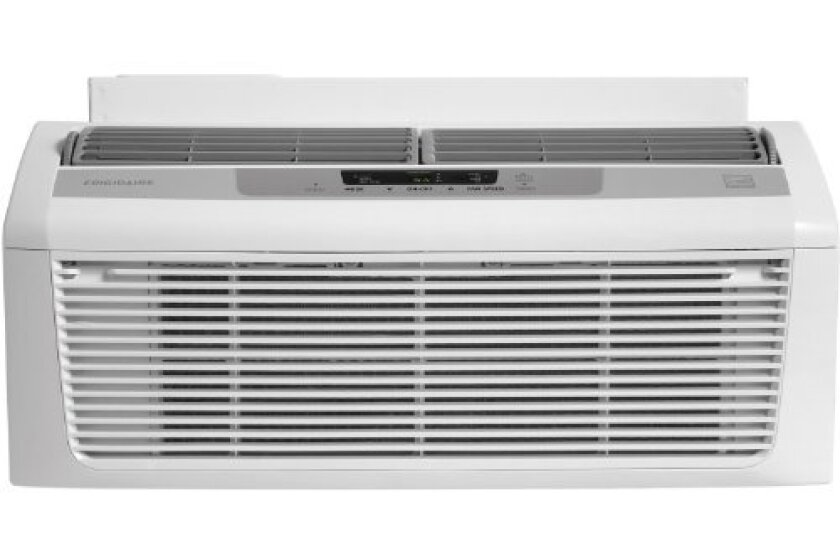 Frigidaire Energy Star 6,000 BTU 115V Window-Mounted Low Profile Air Conditioner - FFRL0633Q1