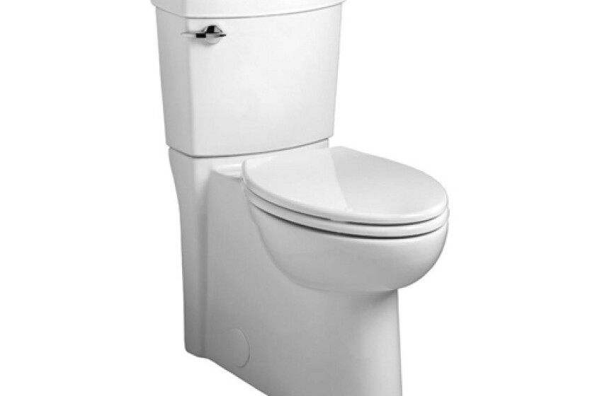 American Standard Clean High Efficiency Elongated Two-Piece Toilet