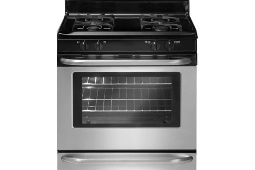 "Frigidaire 30"" Stainless Gas Range - FFGF3053LS"