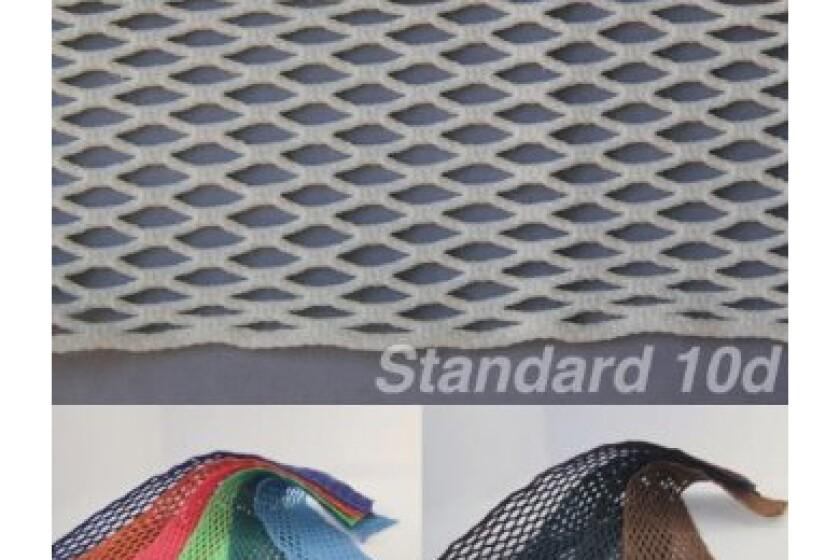 NinjaMesh Standard 10 Diamond Lacrosse Mesh