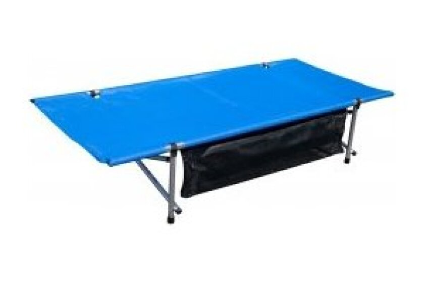Camp Time Roll-A-Cot Folding Camp Cot