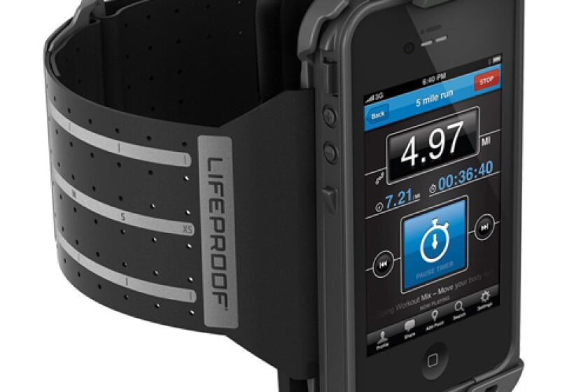 Wireless Xcessories LifeProof iPhone Armband / Swimband