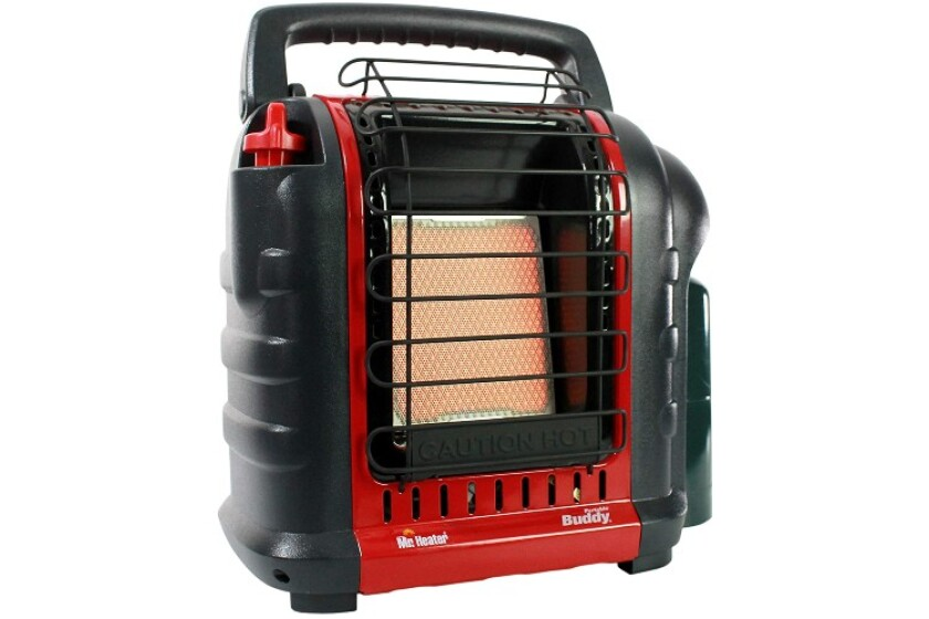 best Mr. Heater Buddy Portable Propane Garage Heater