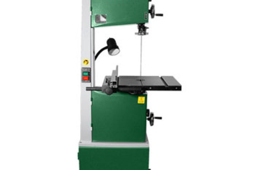 Rikon 10-326 14-Inch Deluxe Band Saw