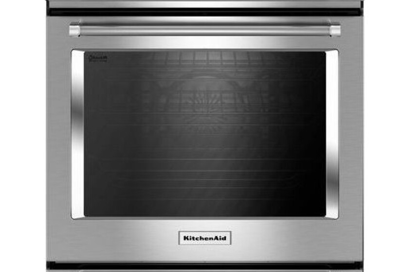 KitchenAid 7.1 Cu. Ft. Slide-In Electric Range - KSEB900ESS
