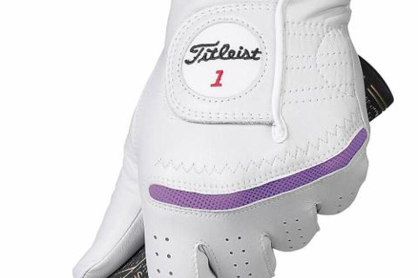 2015 Titleist Ladies Perma Womens Regular Soft Glove