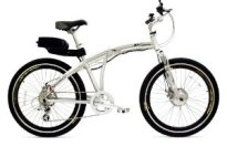 Prodeco Genesis Folding Electric Bike