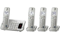 Panasonic Link2Cell Bluetooth Cellular Convergence Solution with 4 Handsets