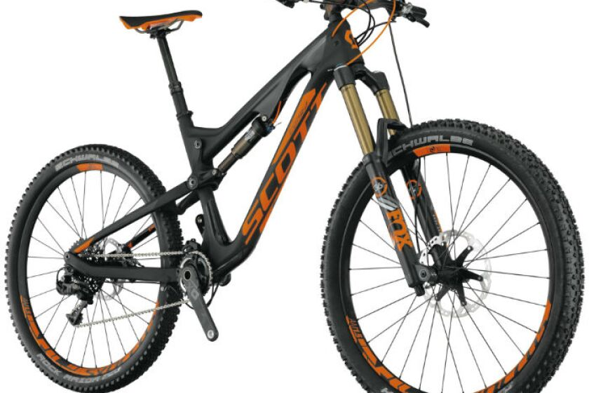 Scott Genius LT 700 Mountain Bike