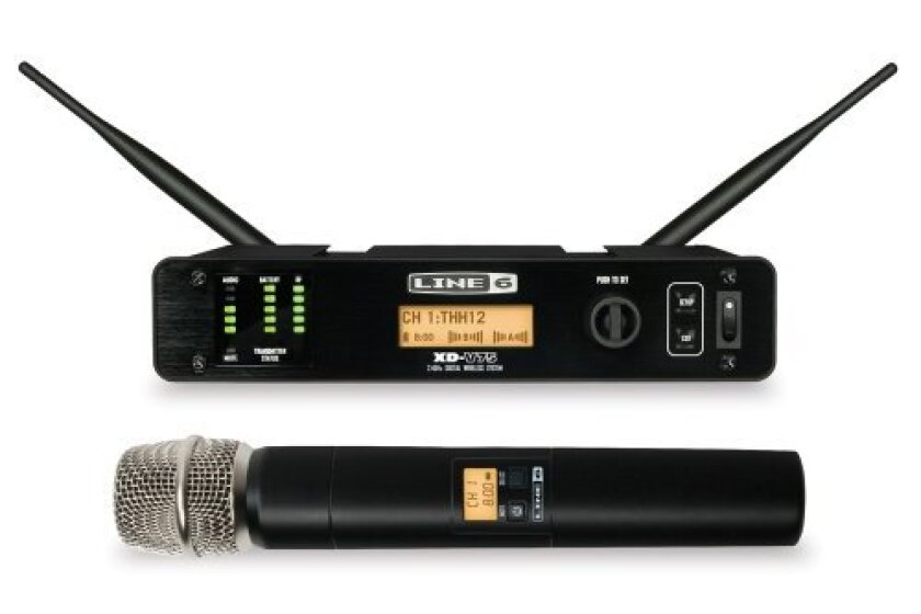 Line 6 XD-V75 Handheld Wireless Microphone
