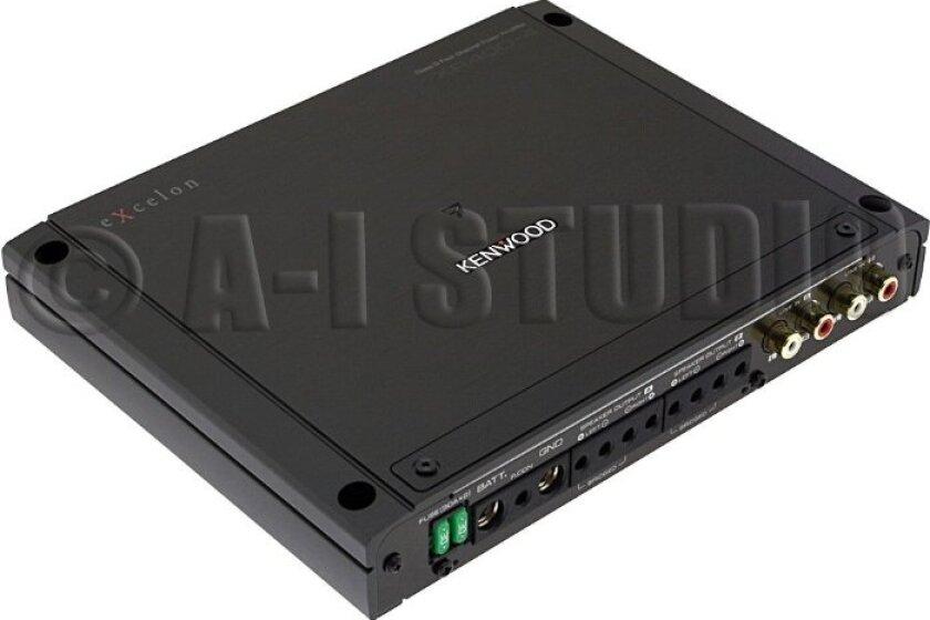 Kenwood eXcelon Digital 4-Channel Car Amplifier