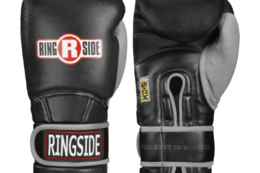 Ringside Gel Shock Safety Sparring Gloves