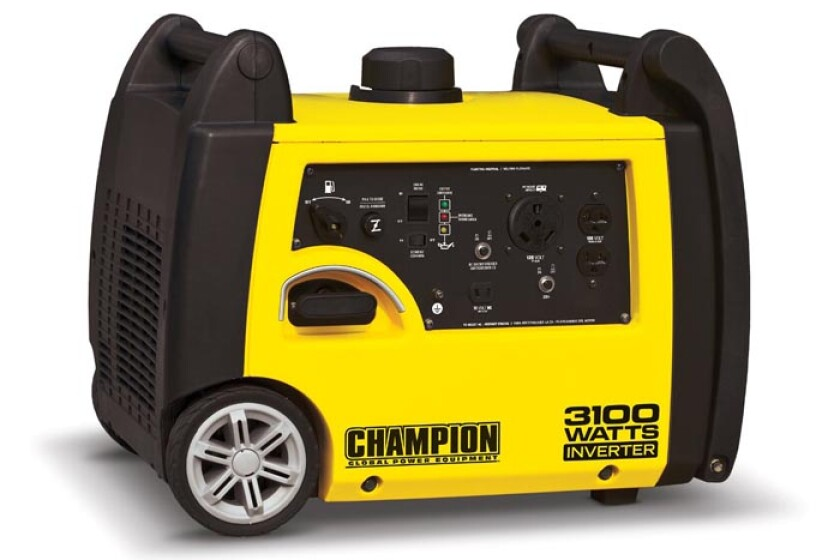 Champion Power Equipment 75531i, 3100 Watt Inverter Generator