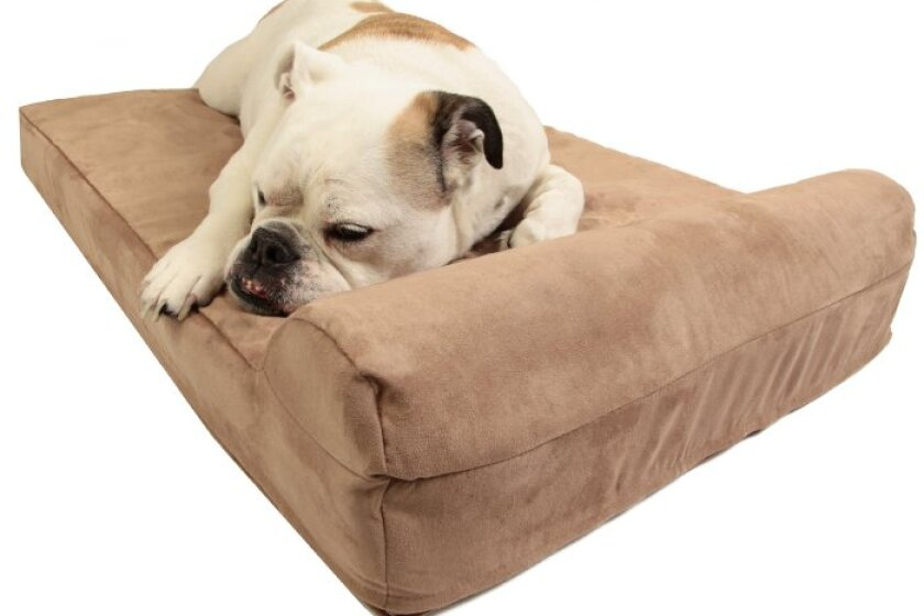 "Big Barker Mini - 4"" Pillow Top Orthopedic Dog Bed"