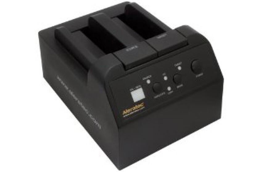 Aleratec 350123 1:1 HDD Copy Dock USB 3.0 Hard Drive