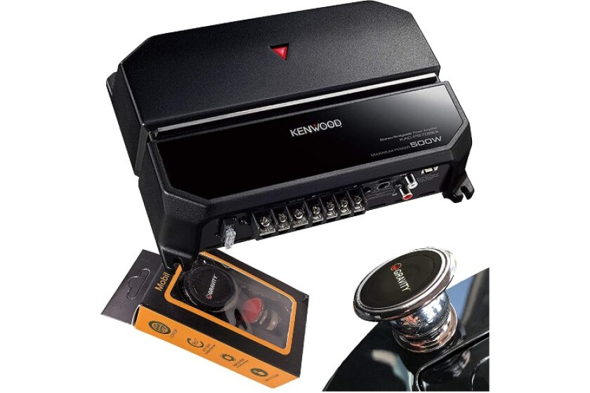 best Kenwood KAC-1502S 350 Watts 2 Channel Car Power Amplifier