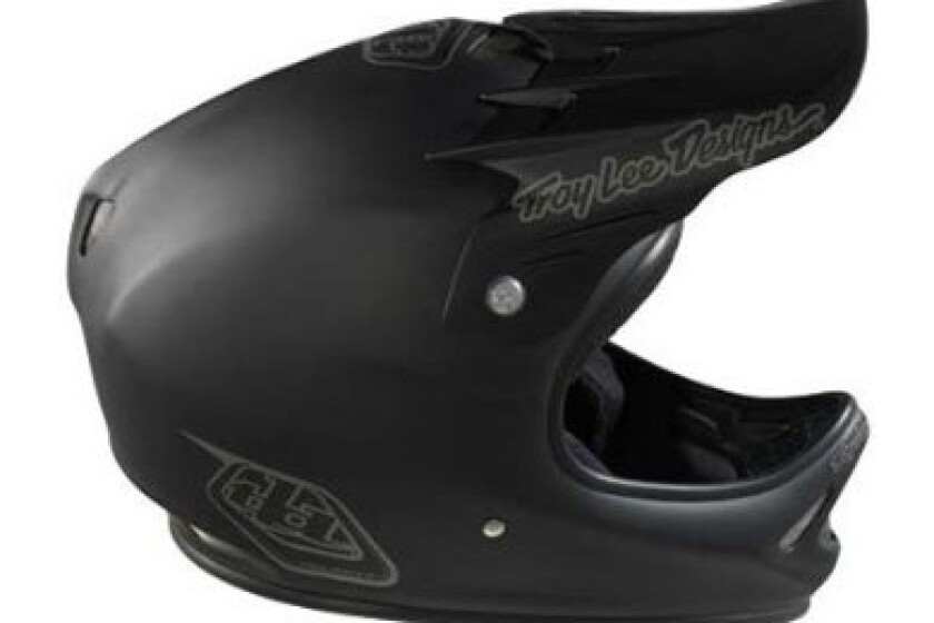 Troy Lee D2 BMX Bike Helmet