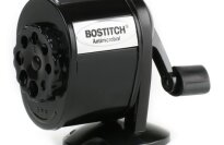 Bostitch All Metal Antimicrobial 8-hole Manual Pencil Sharpener