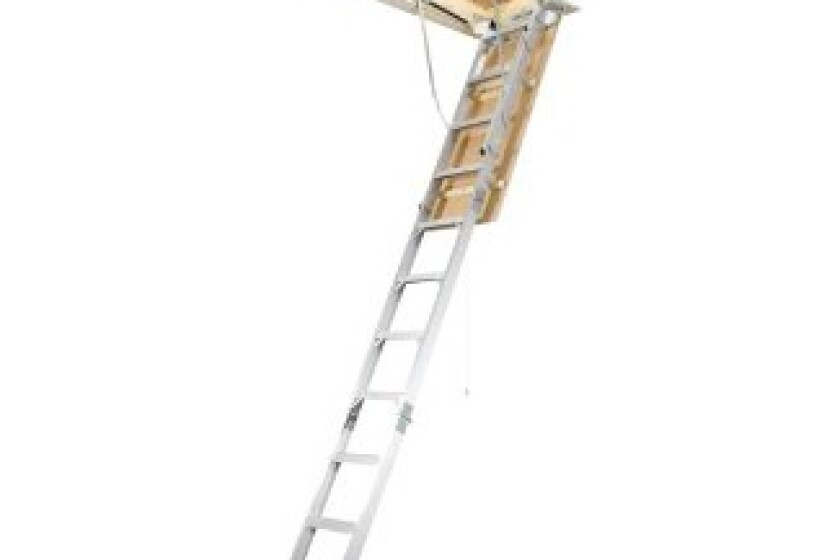 AE2210 Energy Seal Aluminum Attic Ladder
