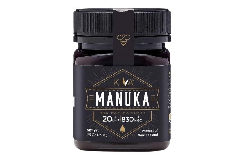 Best Raw Organic Manuka Honey