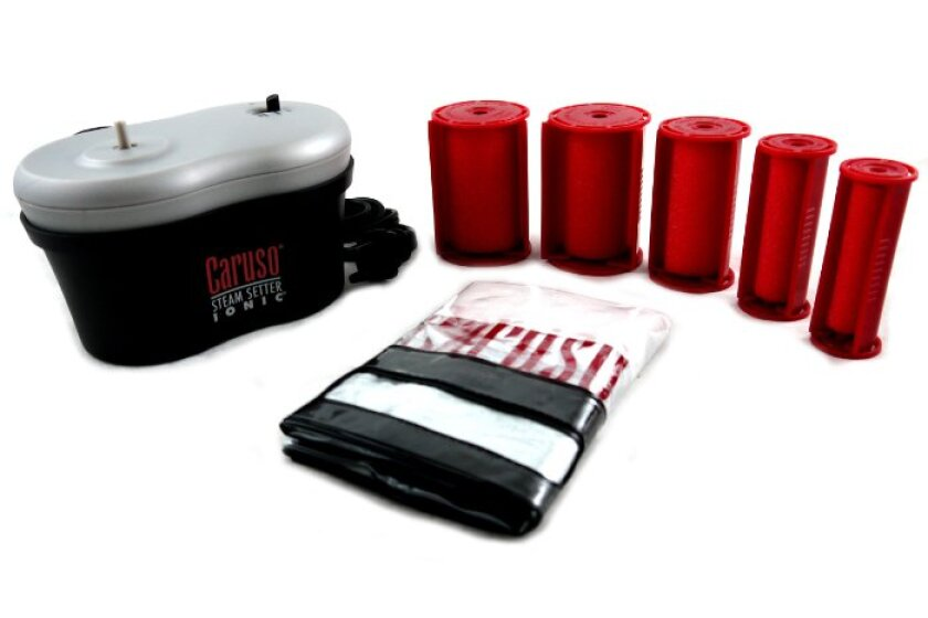 Caruso C97958 Professional Ionic Steam Hairsetter