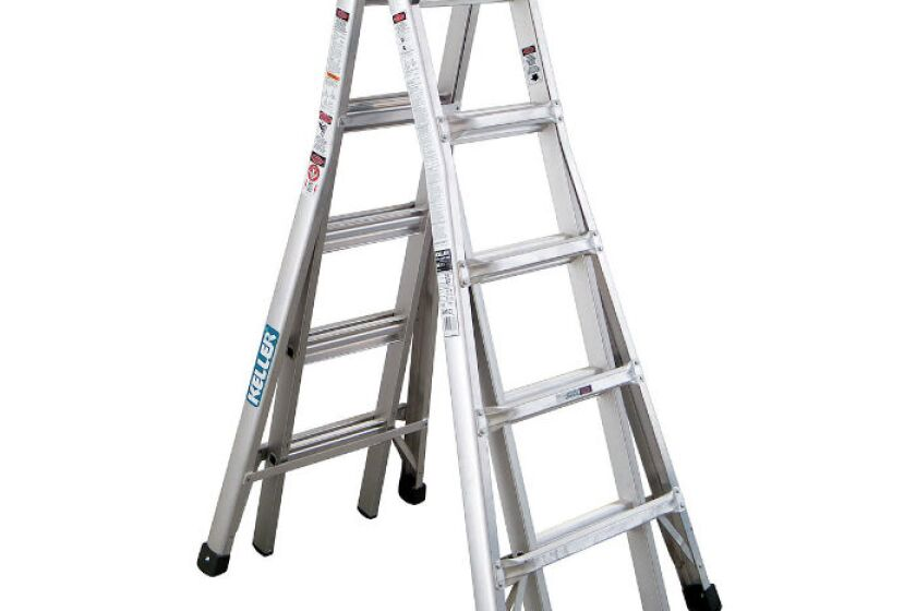 Keller Ladder KMT-22, 22' Type IA Telescoping MultiLadder