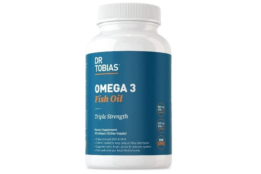 Best Omega 3 Fish Oil