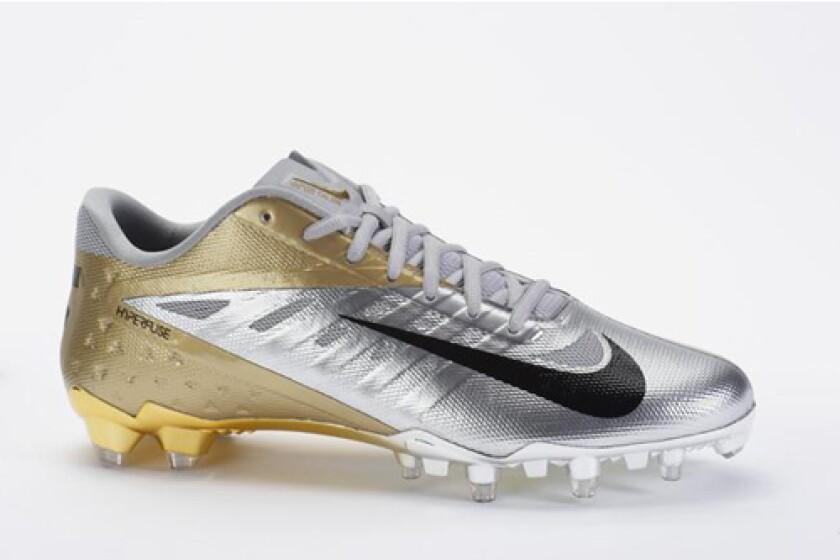 Nike Vapor Talon Elite Custom Football Cleats